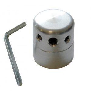 Cabezal Aluminio Tornillo Lateral
