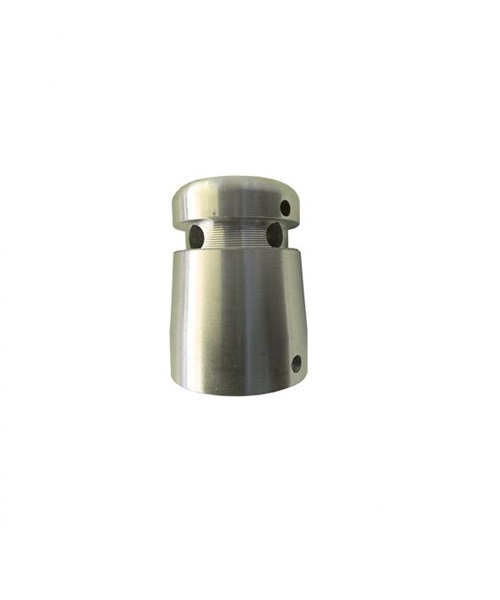 Cabezal Aluminio sin tornillo